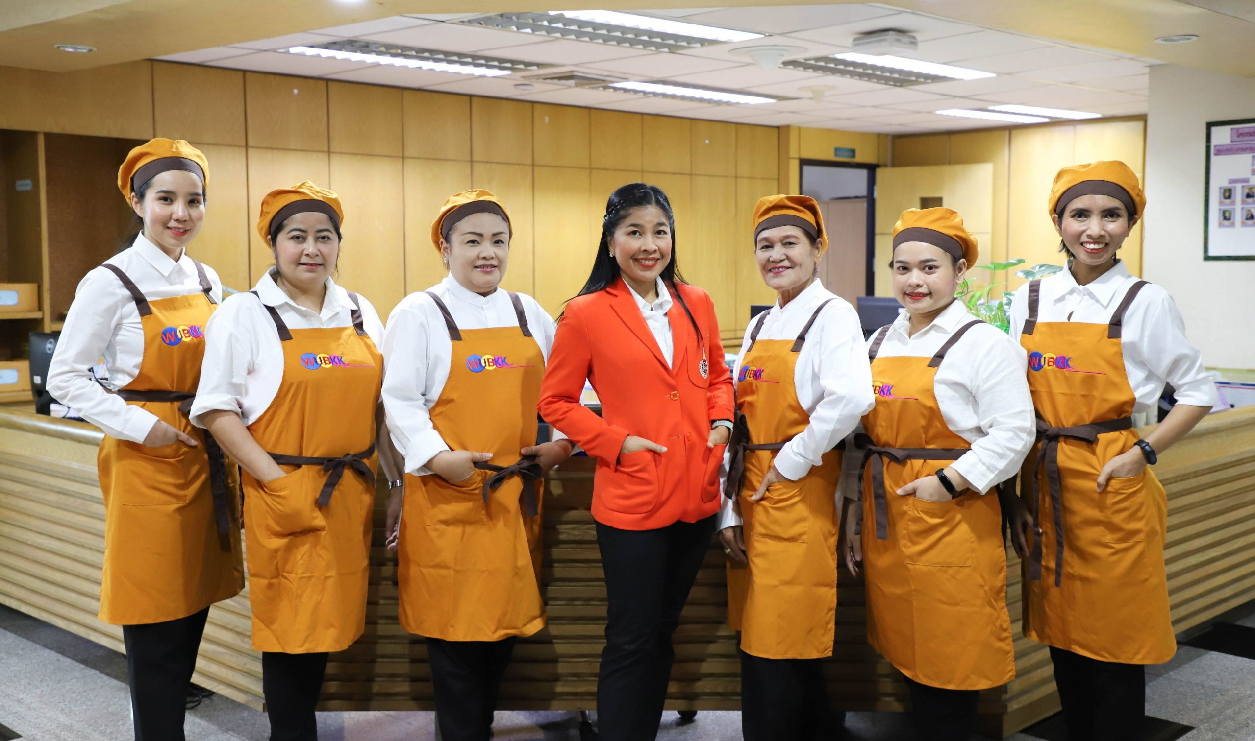 WUBKK Strive to be a division of excellence service